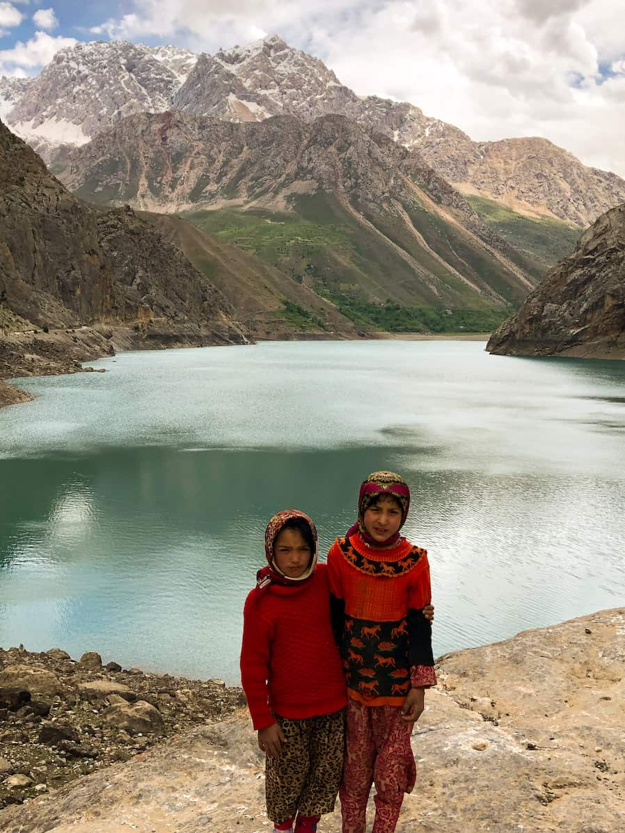 Tajikistan's seven lakes ideal spot for hiking