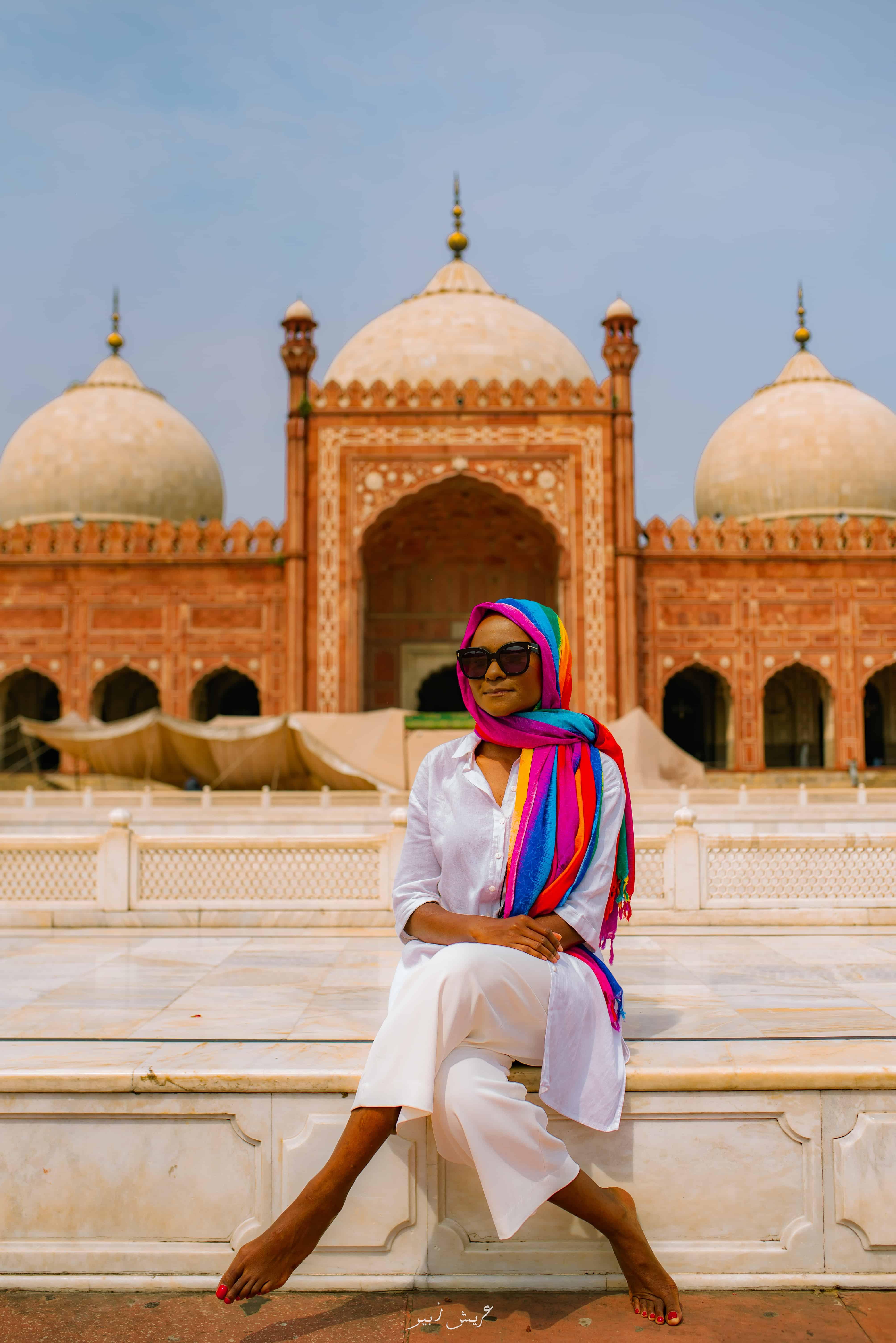 Badshahi Mosque, Lahore Pakistan