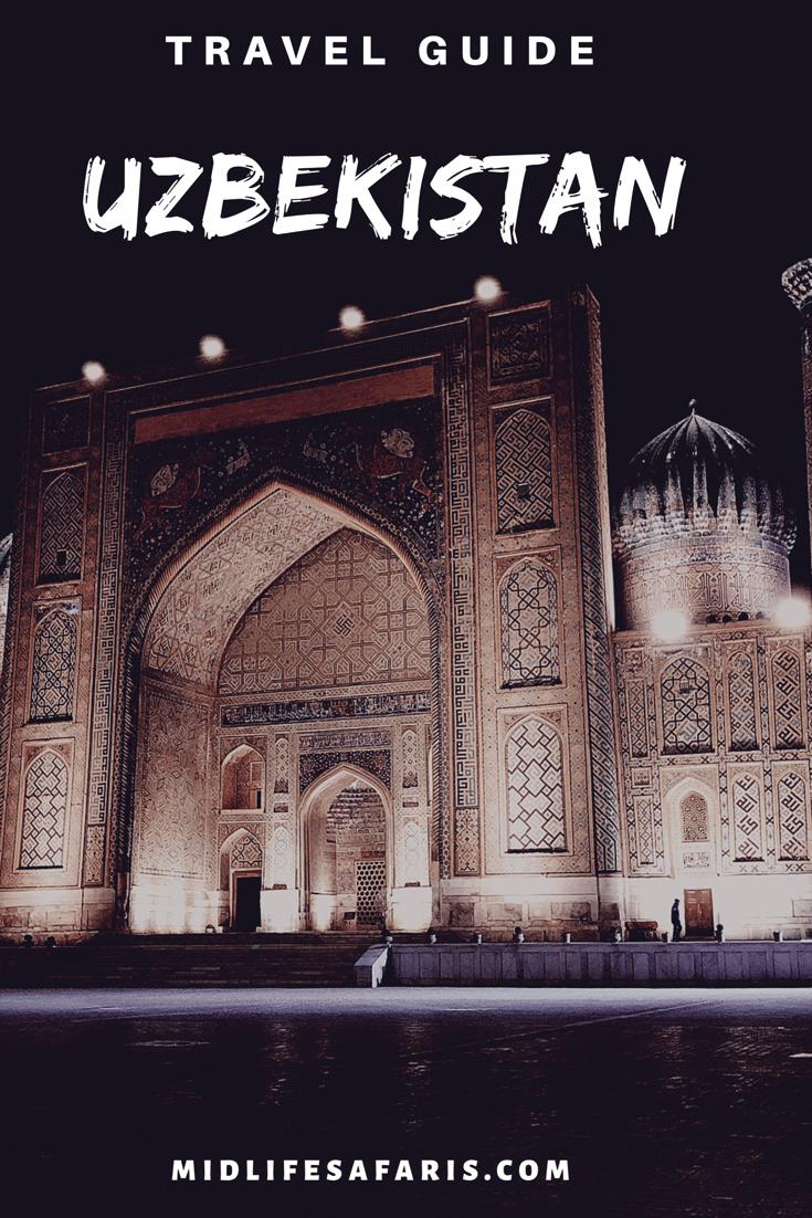 Uzbekistan_Registan