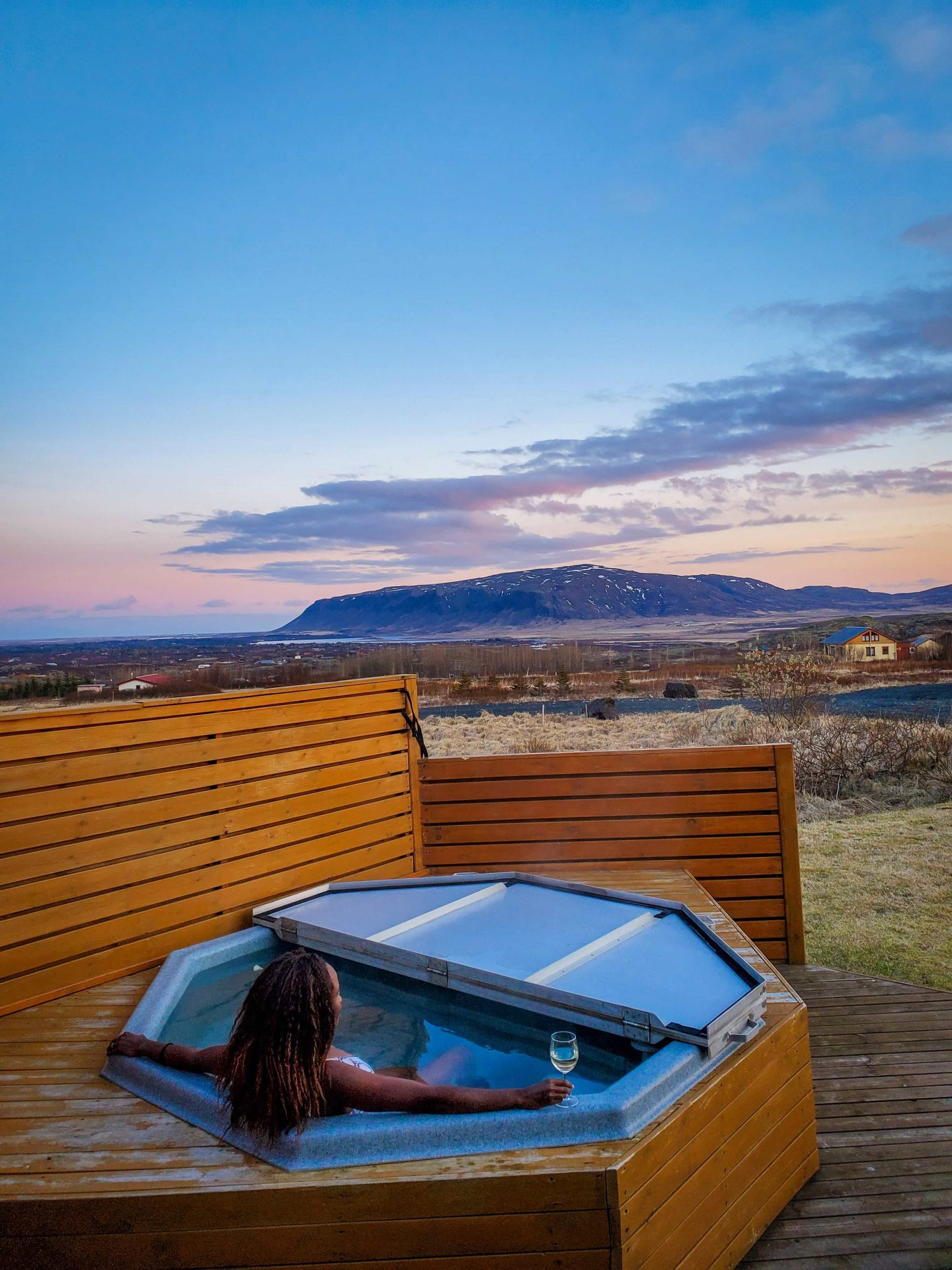 Iceland hot tubs
