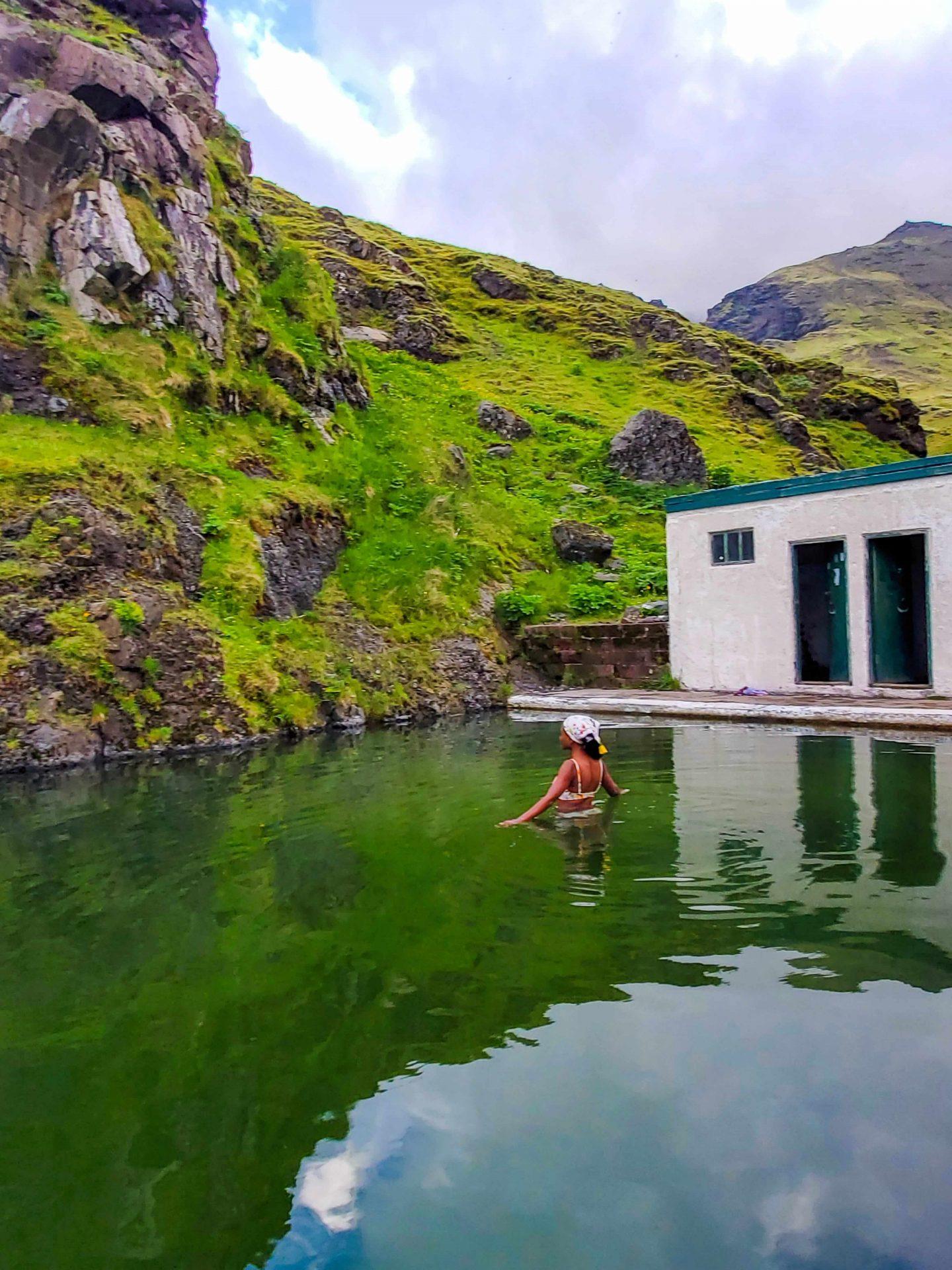Seljavallalaug Nature Bath