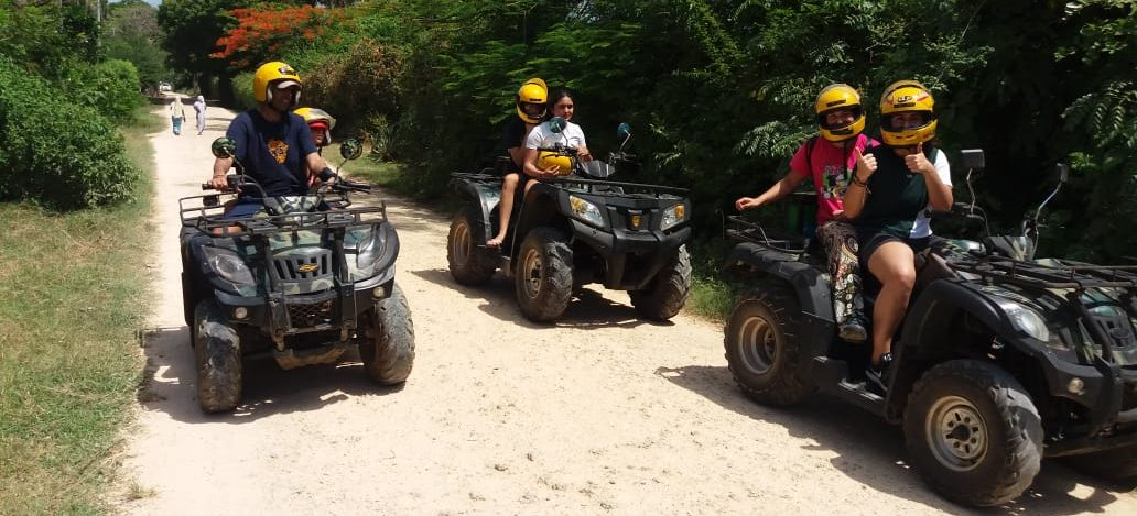 Bike tours around Diani Beach