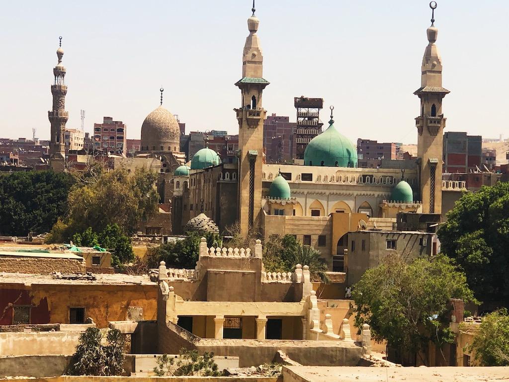 City of the Dead Cairo Egypt