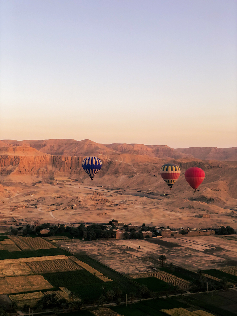 Luxor air baloon
